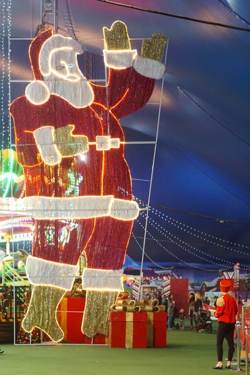 Santas Magical Kingdom