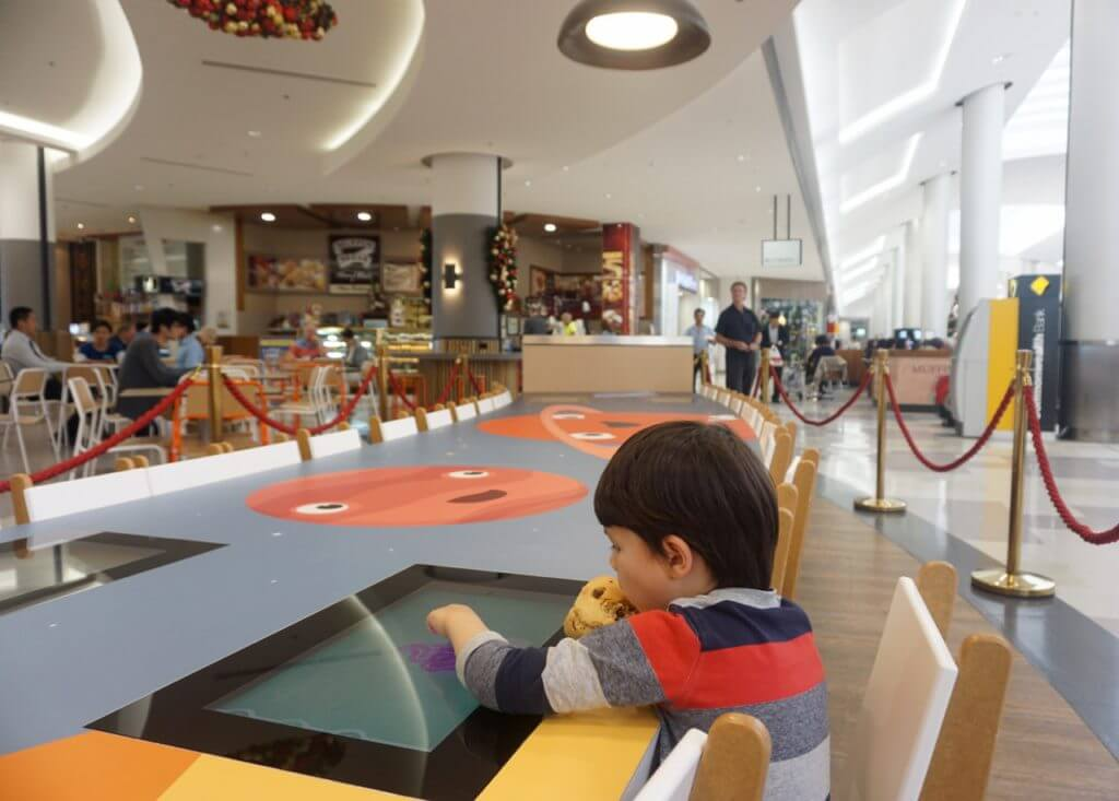 Children's playground, Box Hill Central Shopping Centre, 1 Main Street, Box Hill