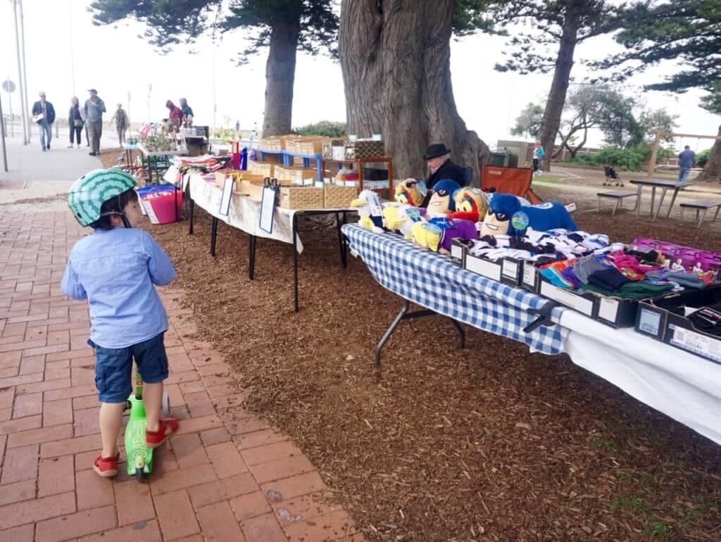 Altona Beach Market