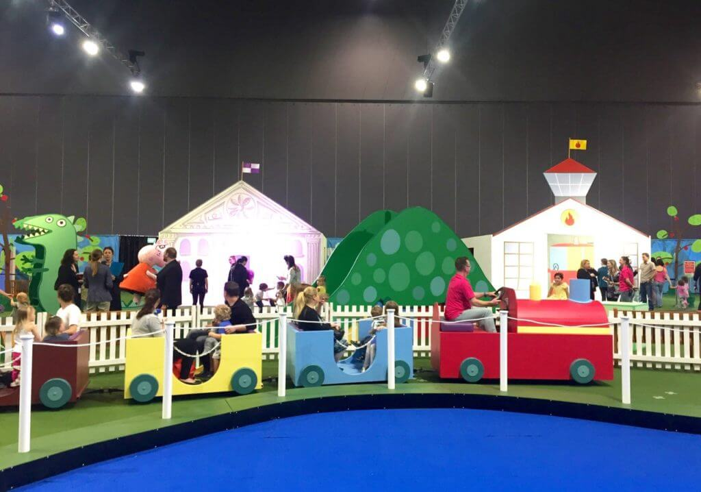 Peppa Pig Playdate Melbourne Review Tot Hot Or Not