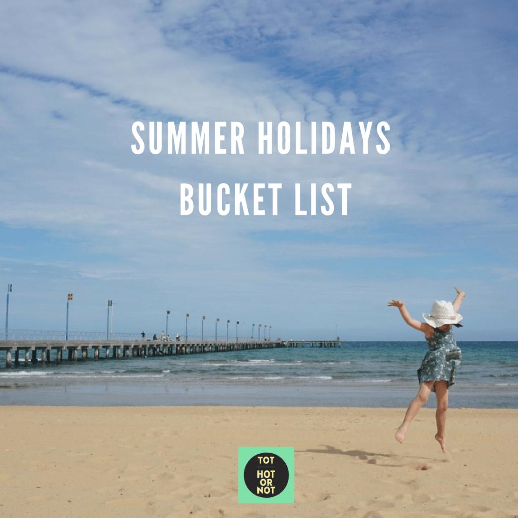 summer holidays melbourne