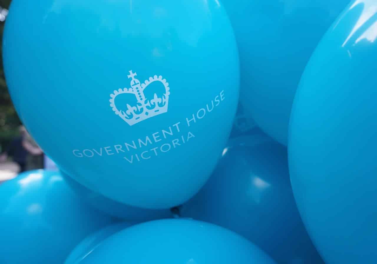Australia Day Government House