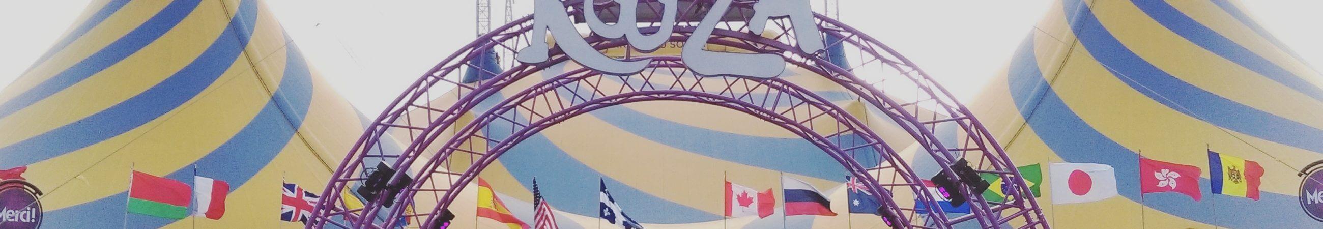 HOT: KOOZA By Cirque Du Soleil, Flemington Racecourse, Flemington
