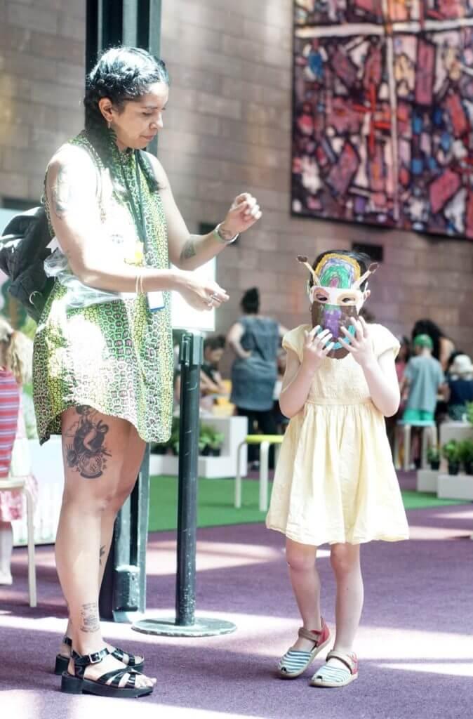 NGV Kids Summer Festival 2017