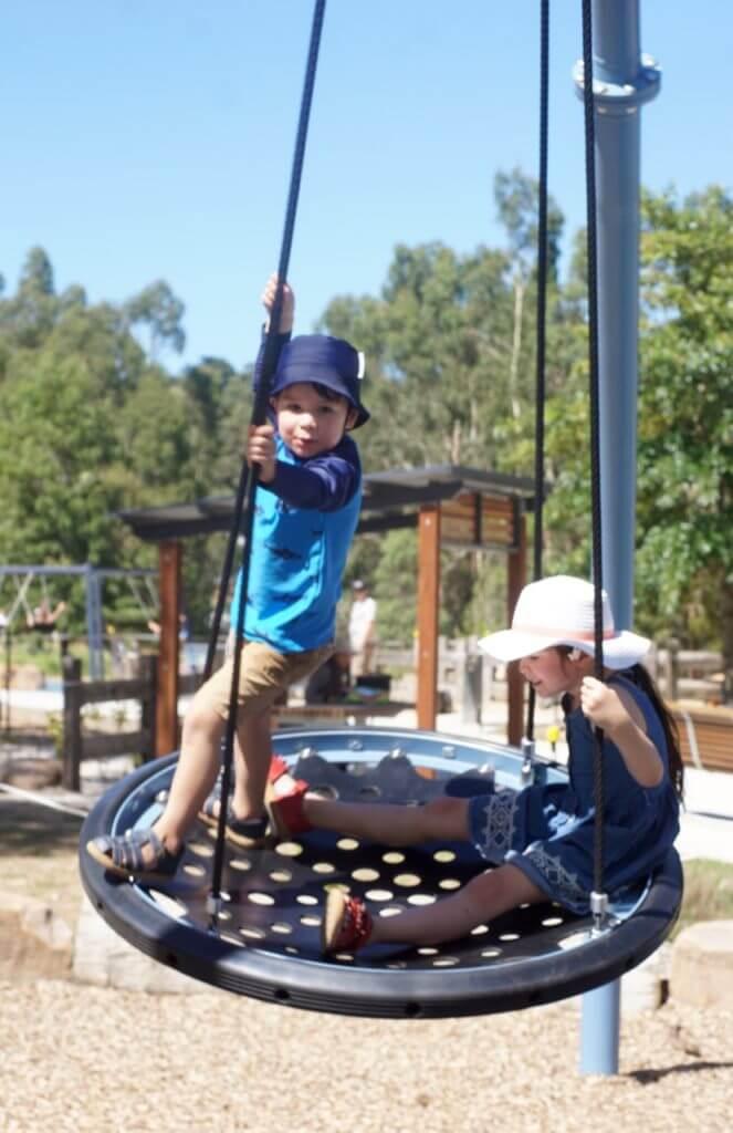 Seville playground