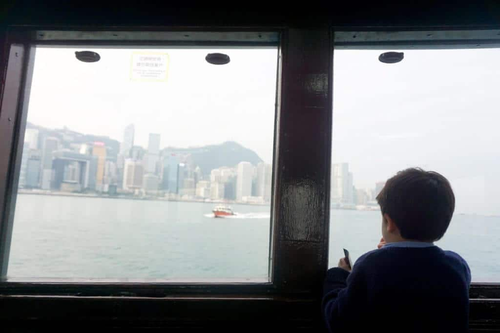 star ferry hong kong