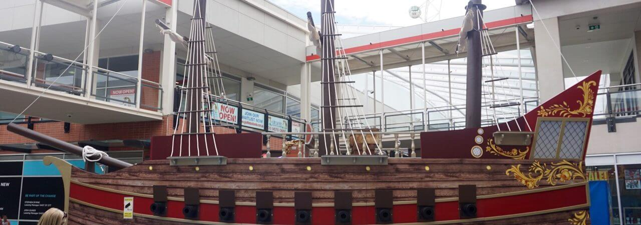 HOT: Summer Pirate Playground, Harbour Town Melbourne, Docklands