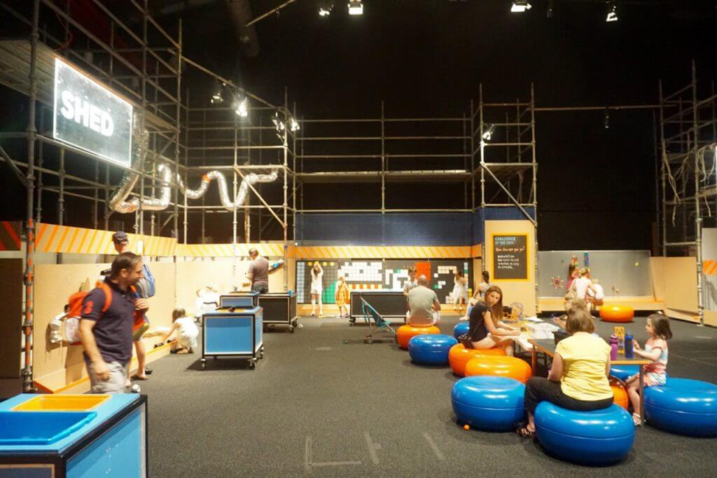 Test Lab Scienceworks