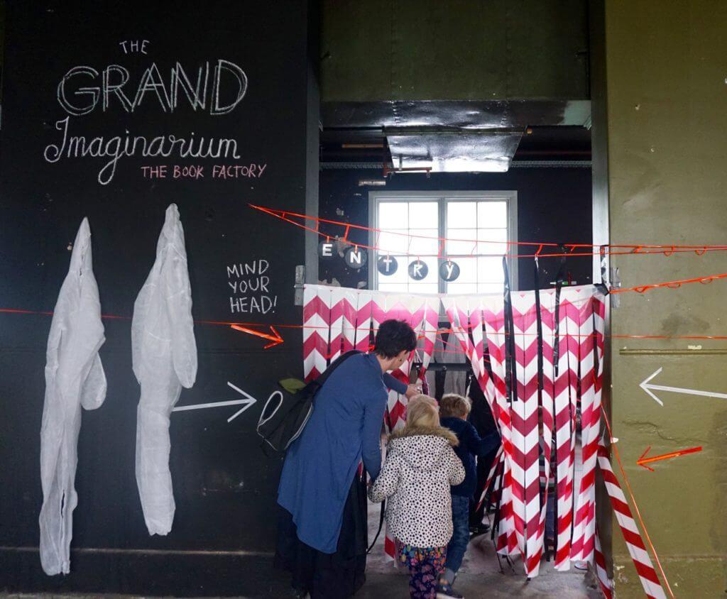 The Grand Imaginarium Kids Own Publishing