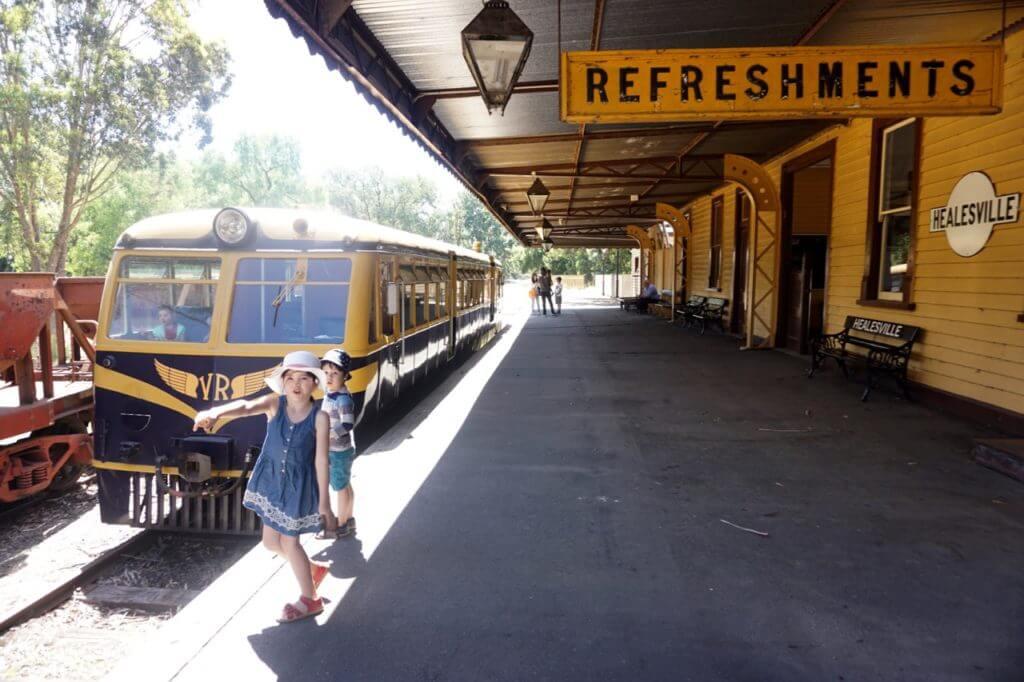 Yarra Vally Railway