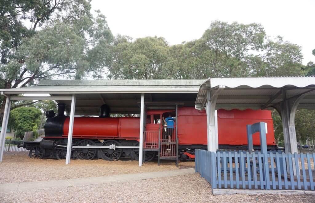 Bayswater Train Park