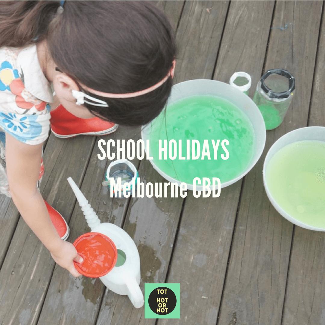 Autumn School Holidays Melbourne | 30 March   15 April 2018 | TOT