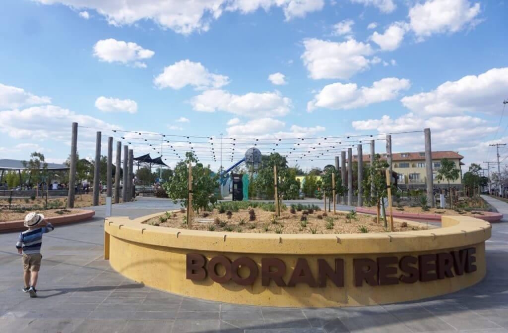 Booran Reserve