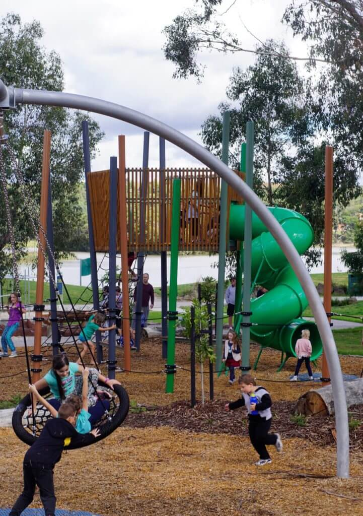 Lillydale Lake Playspace Lilydale
