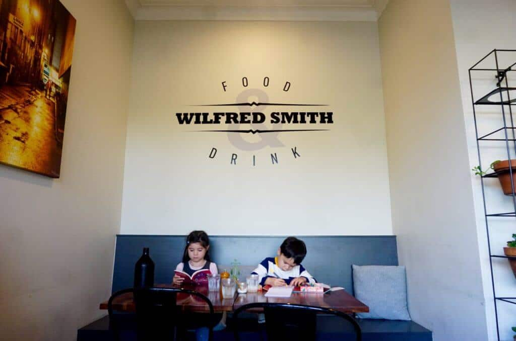 wilfred and smith
