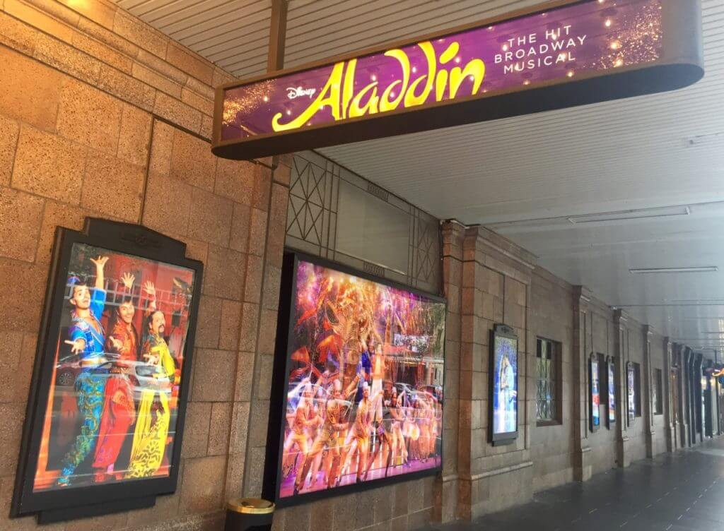 Aladdin Melbourne