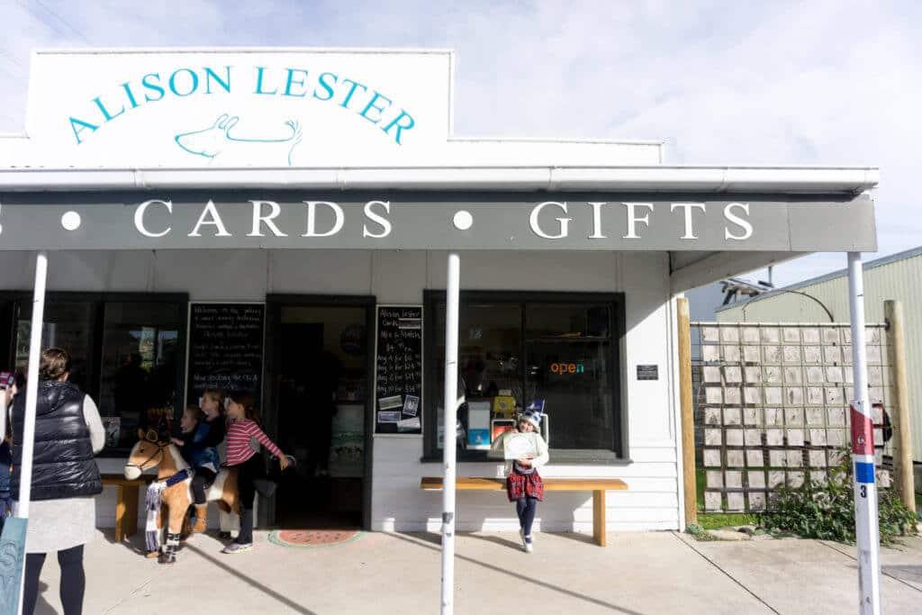 Alison Lester Gallery Fish Creek