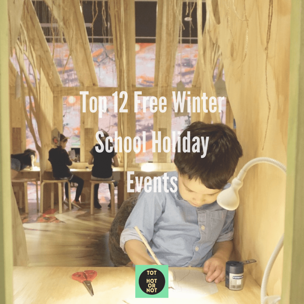 winter school holidays melbourne