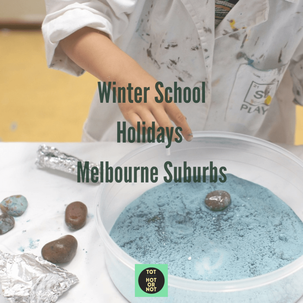 melbourne school holidays