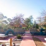 tim neville arboretum playground