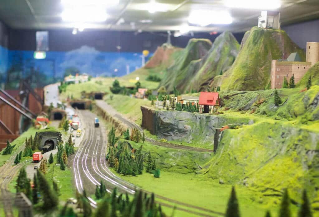 Emerald Lake Model Railway