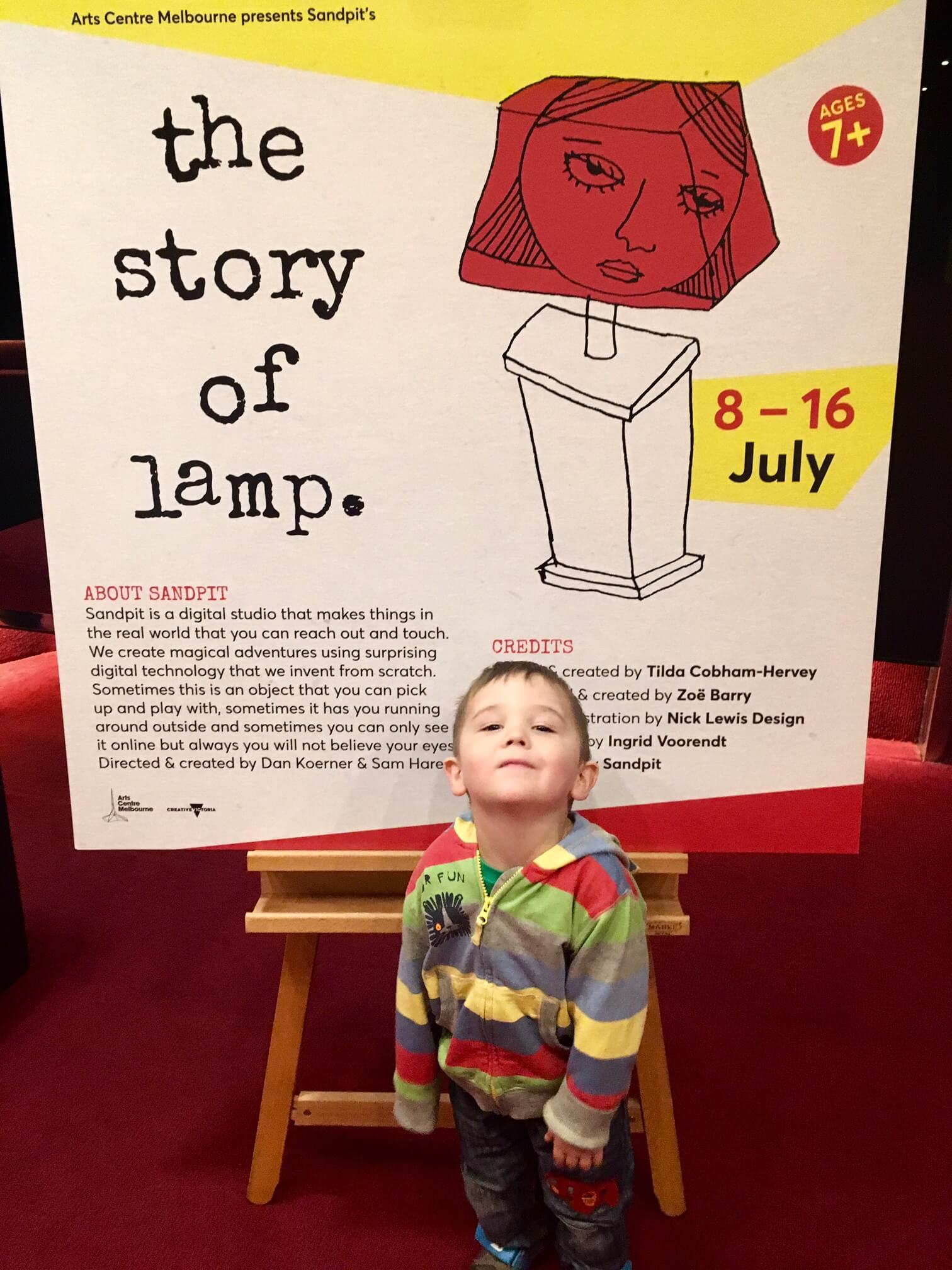 The Story Of Lamp Arts Centre Melbounne