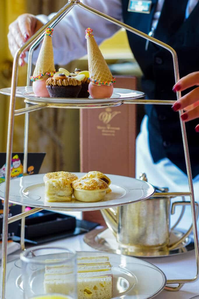 windsor hotel afternoon tea