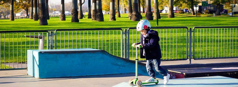 HOT: Riverslide Skate Park, Boathouse Drive, Melbourne
