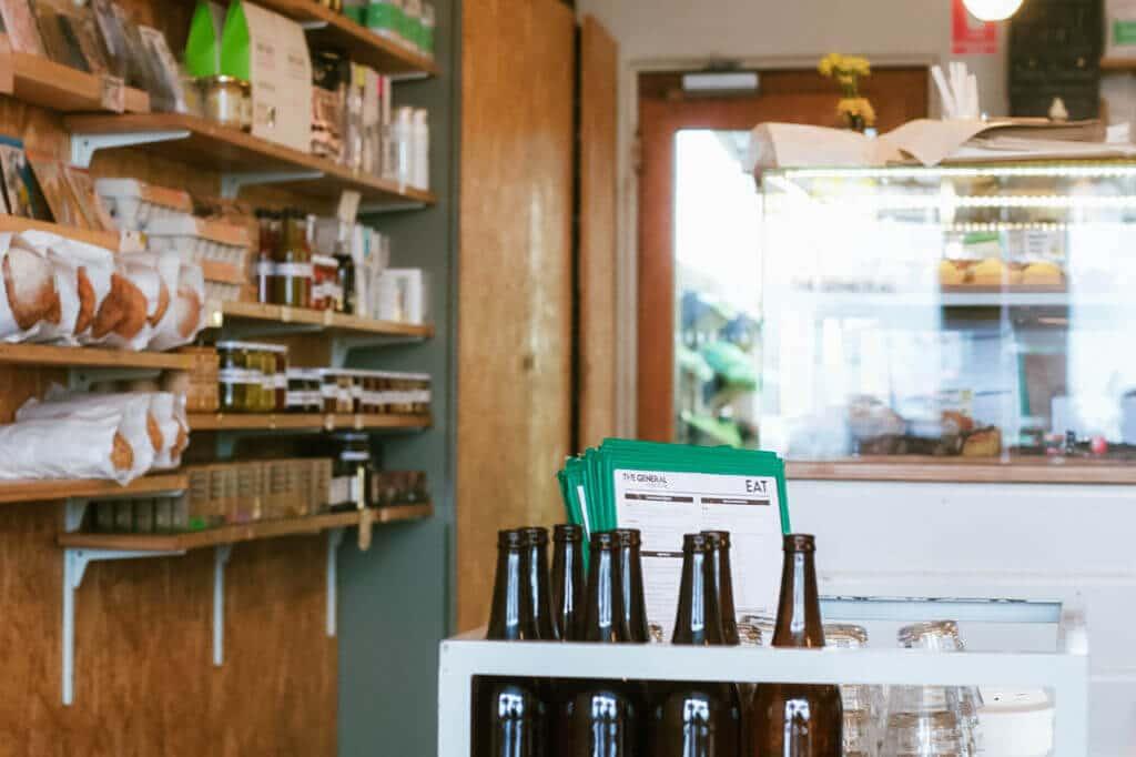 general food store emerald