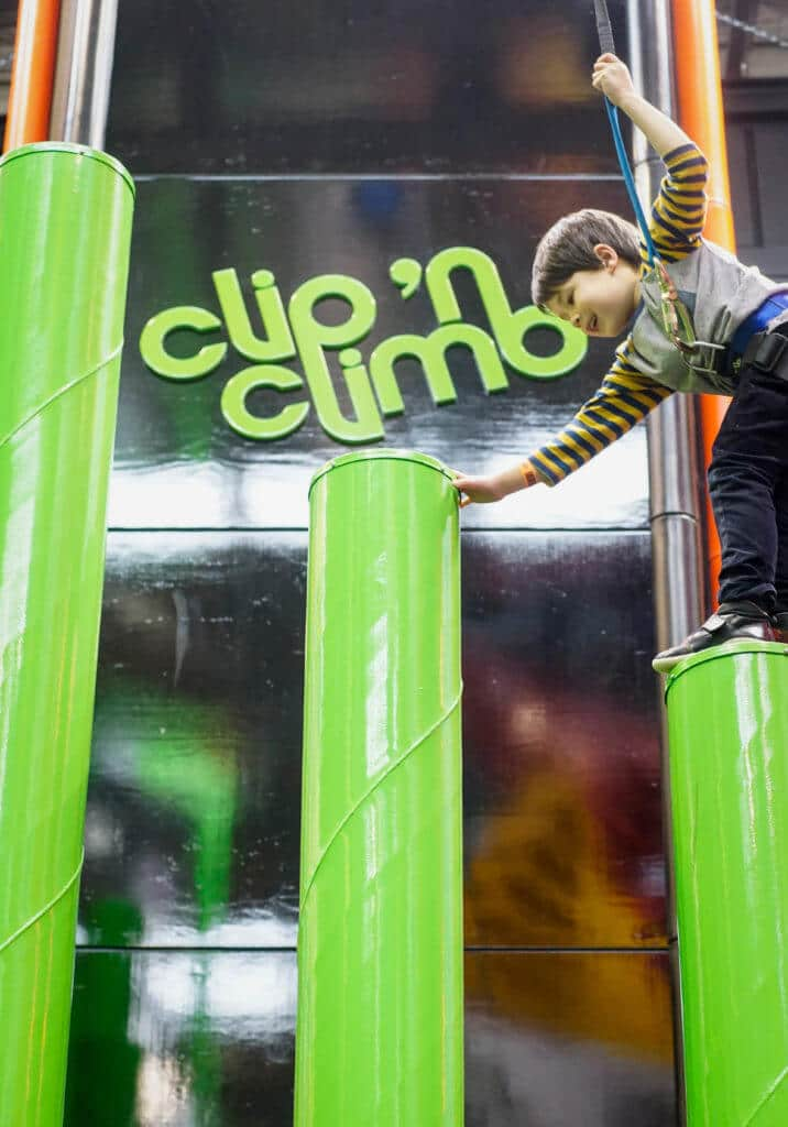 clip n climb williamstown