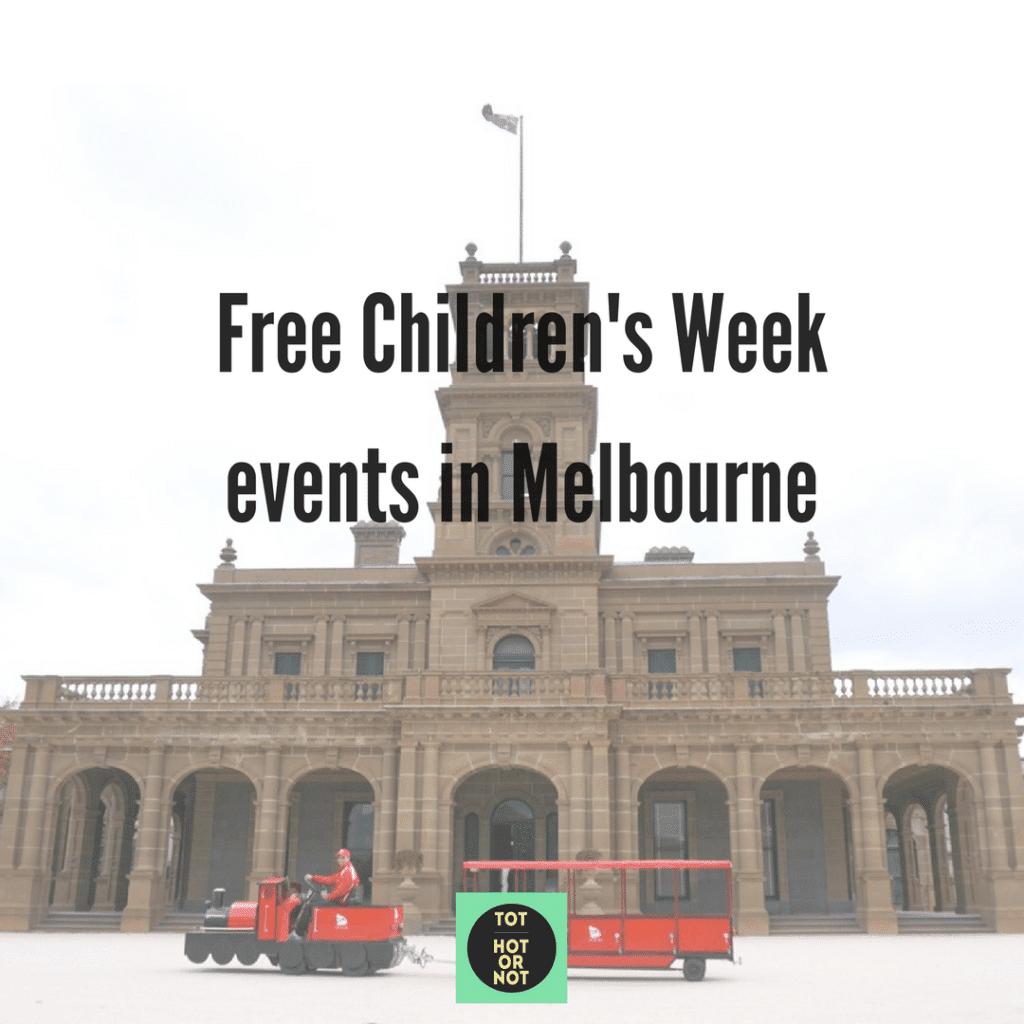 children's week 2017 melbourne