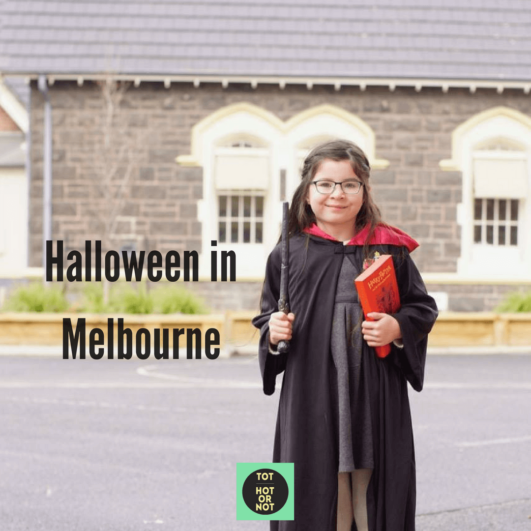 Date of halloween in Melbourne