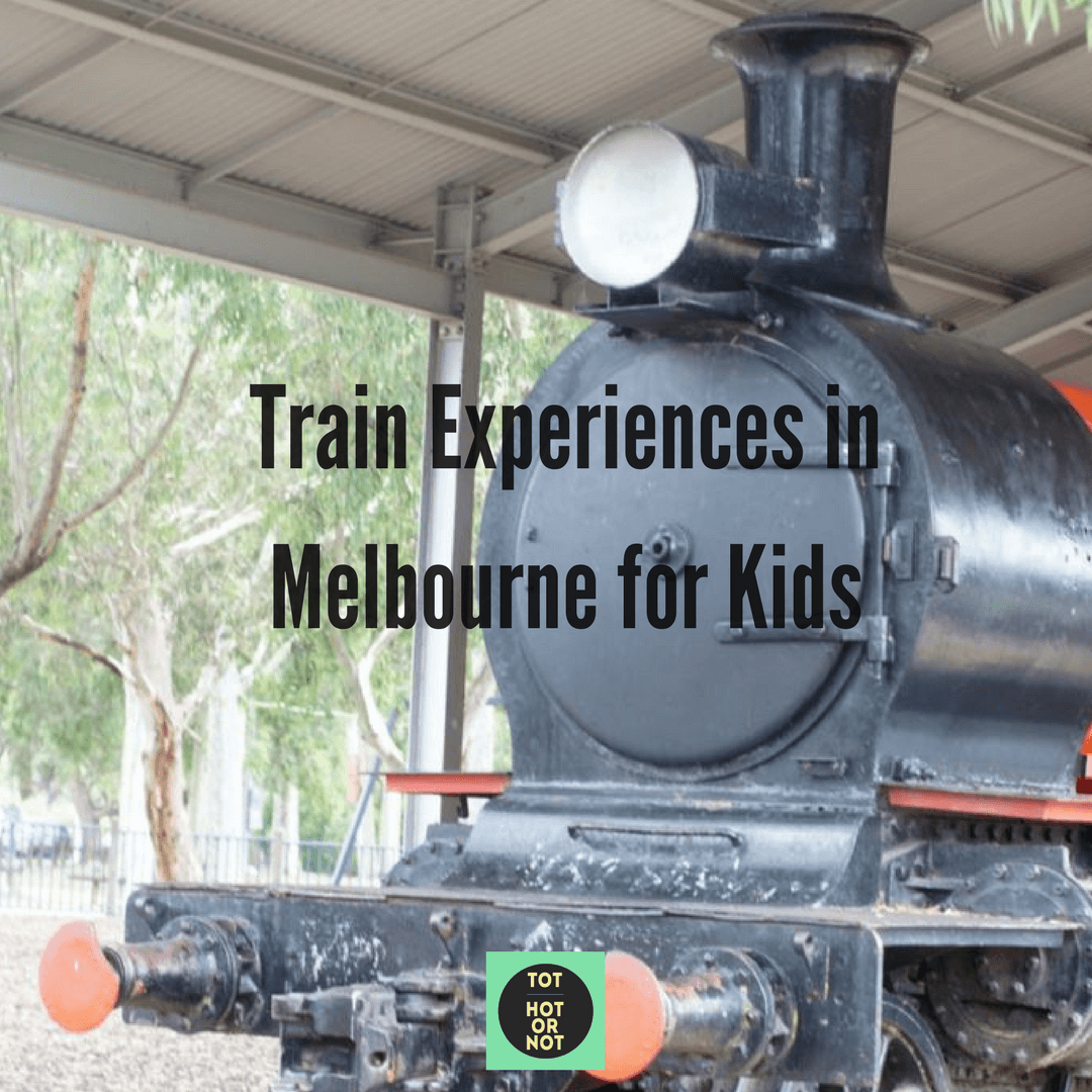 Top 35 Train Experiences In Melbourne For Kids Tot Hot Or Not