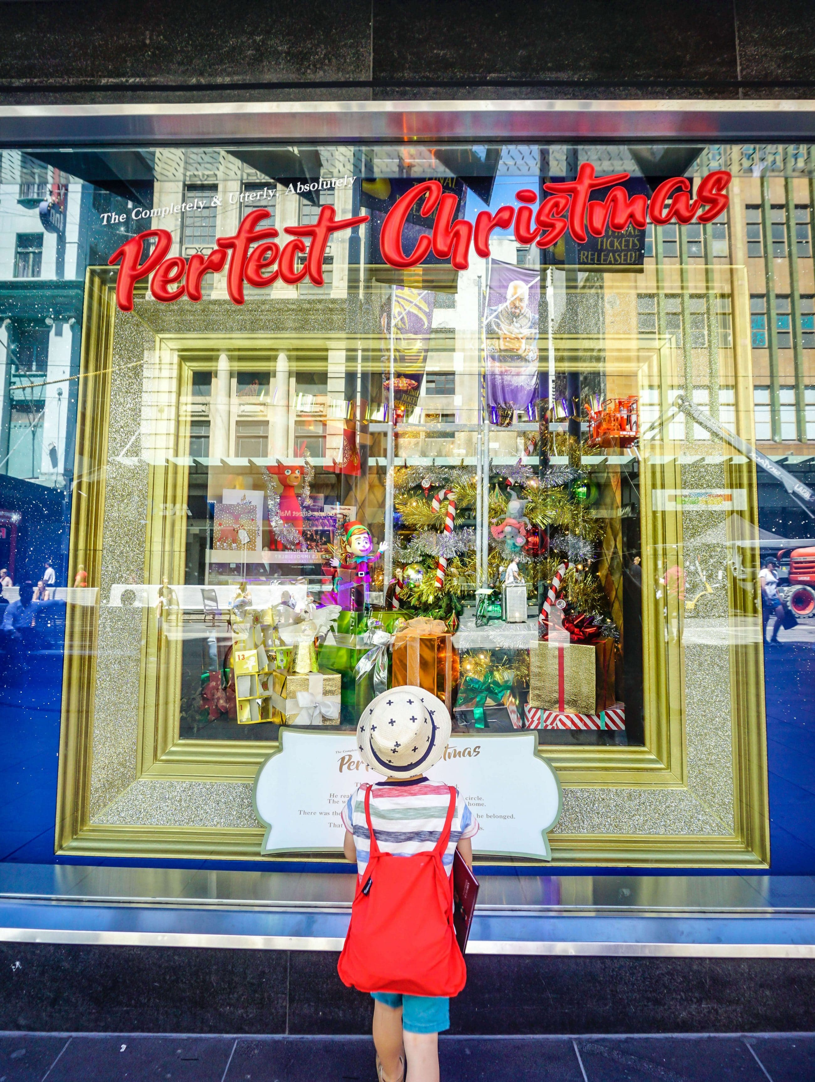 Myer Christmas Windows 2017 | Review TOT: HOT OR NOT