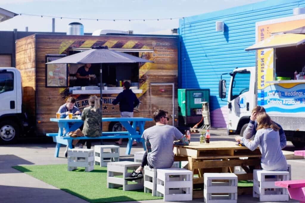 ascot vale food trucks