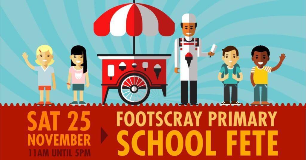 Footscray Primary School fete