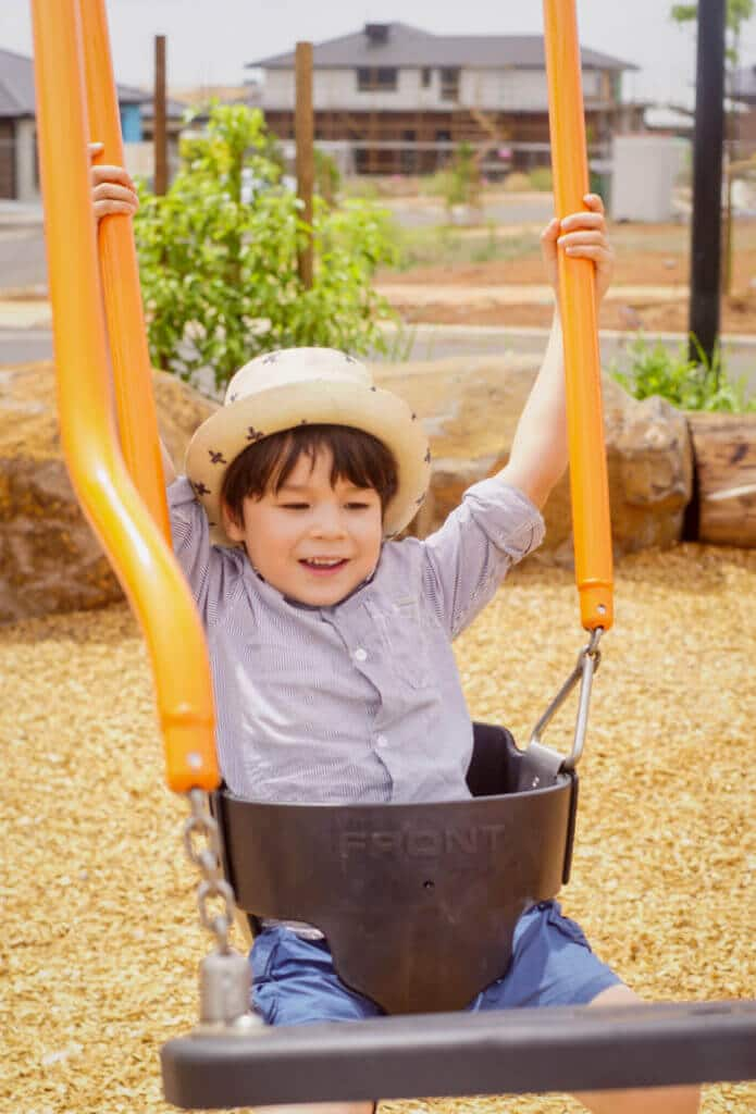 woodlea playground