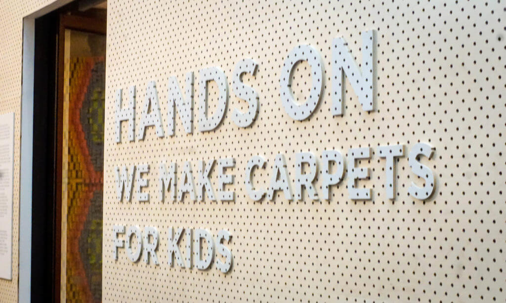 We Make Carpets NGV