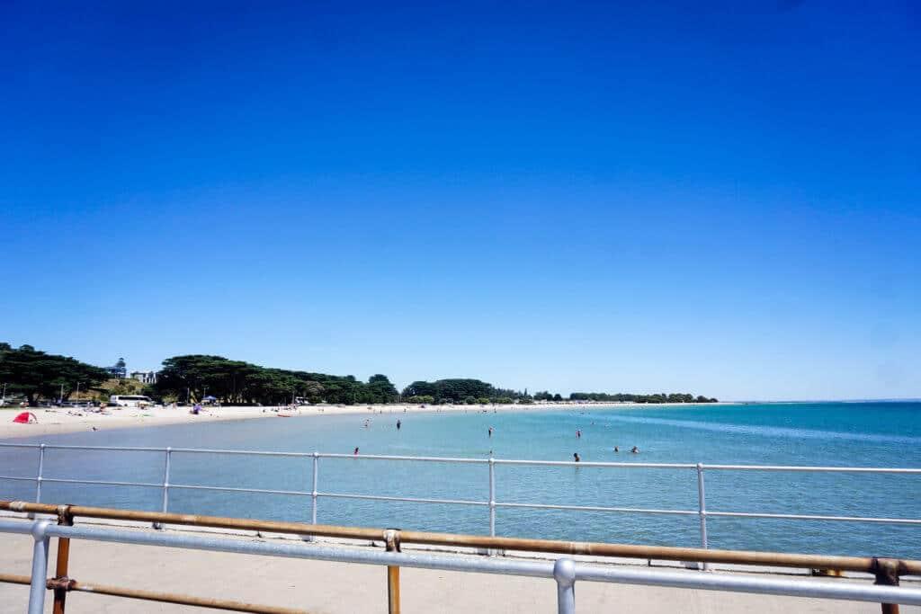 portarlington beach