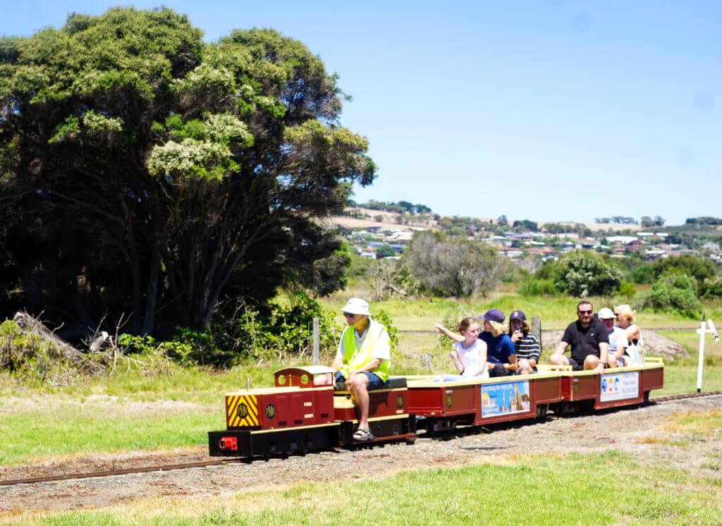 portarlington miniature railway