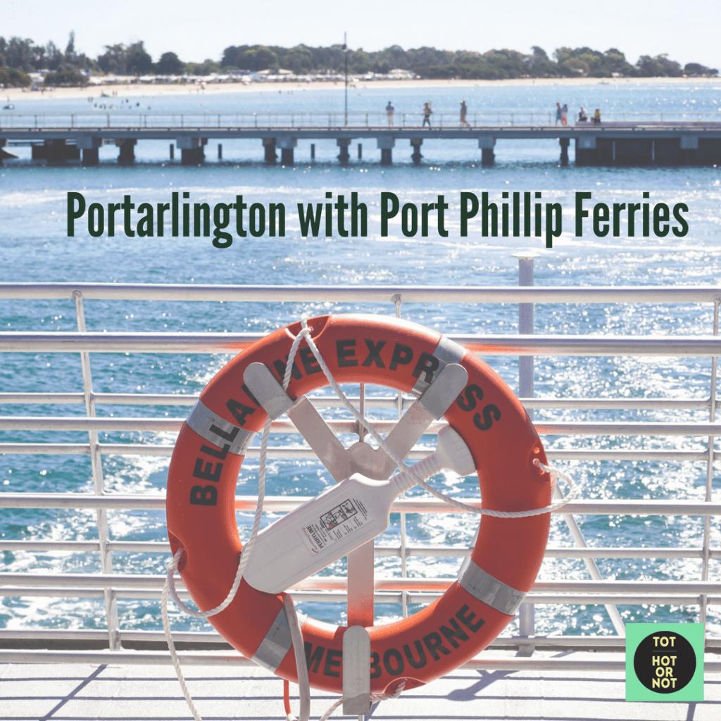 portarlington port phillip ferries