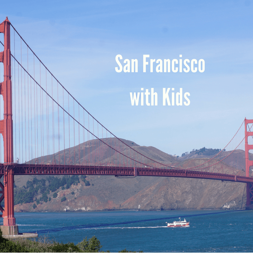 San Francisco Is A One Of The World S Great Cities And Must Do When You Visit California There Enough In Sf To Occupy Kids For Few Days