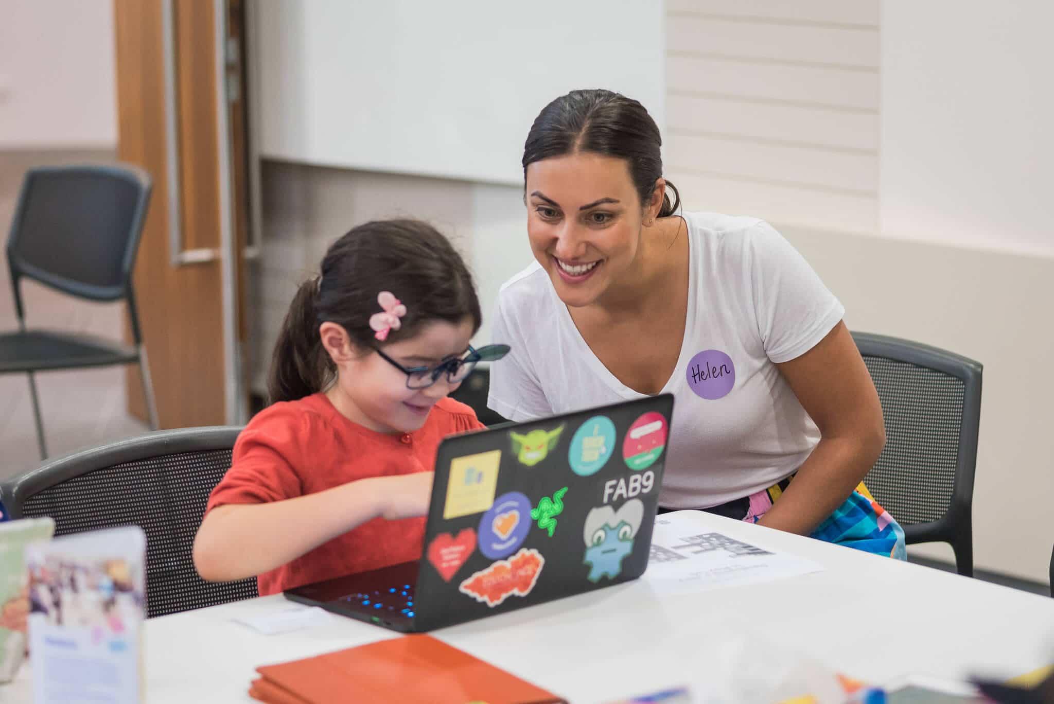 Coding class for girls | Geek Girl Academy Sydney Brisbane ...