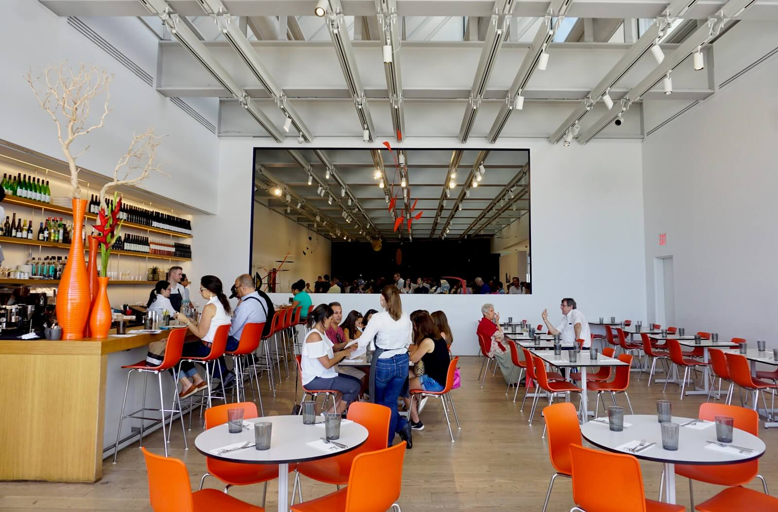whitney museum studio cafe