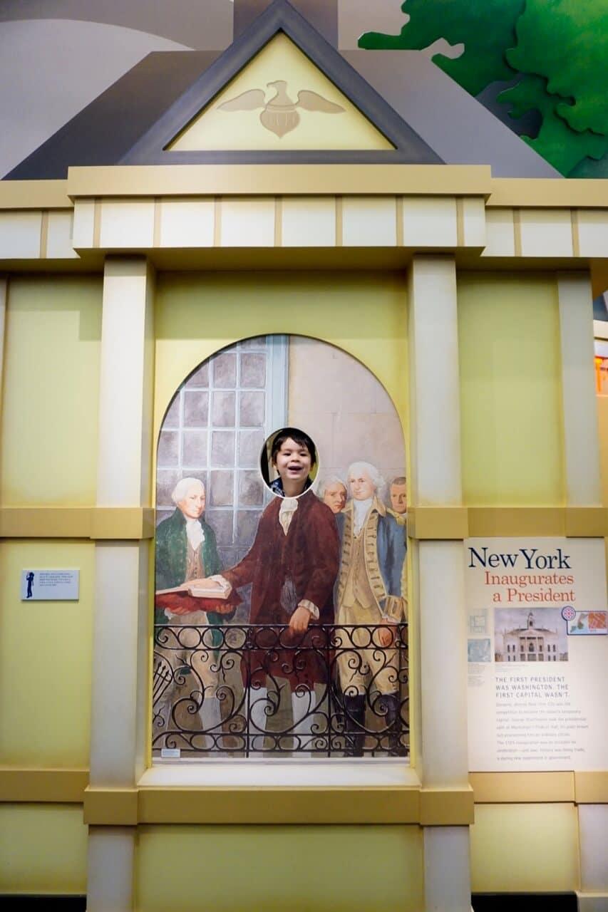 new york history museum