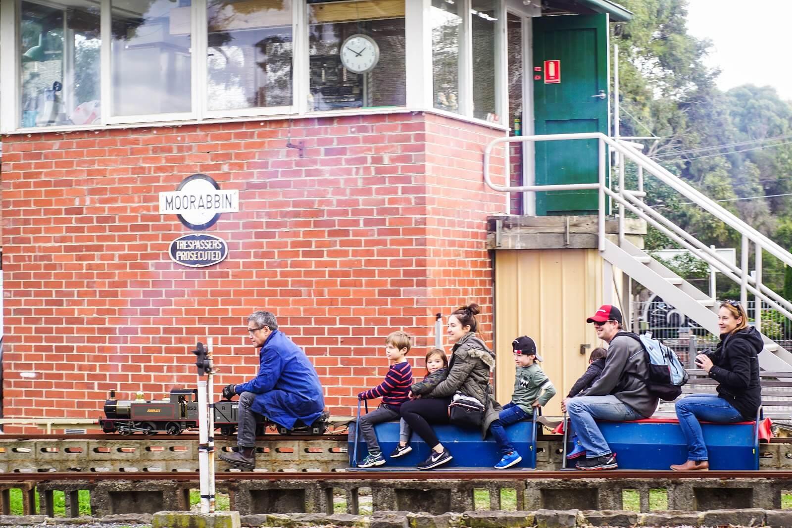 Moorabbin Miniature Railway