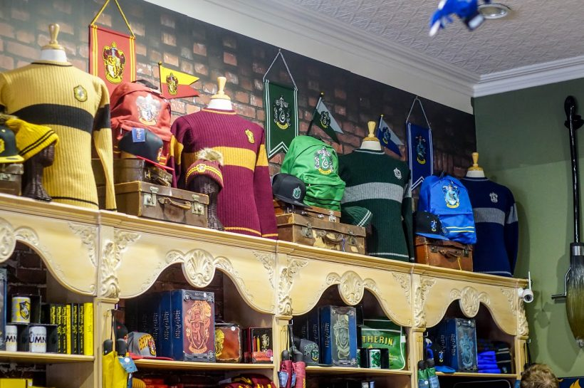 Harry Potter Store Melbourne
