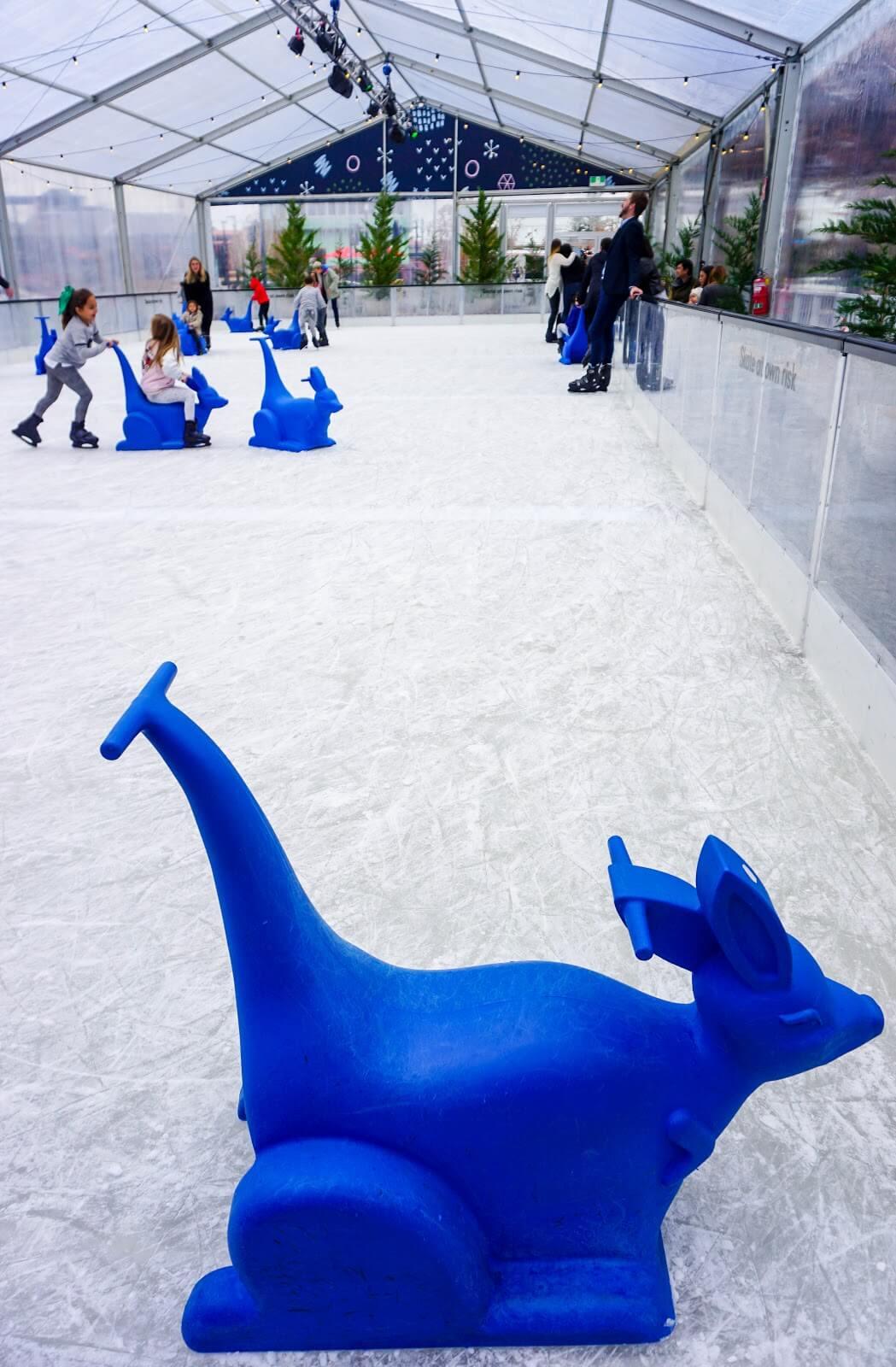 eastland ice rink