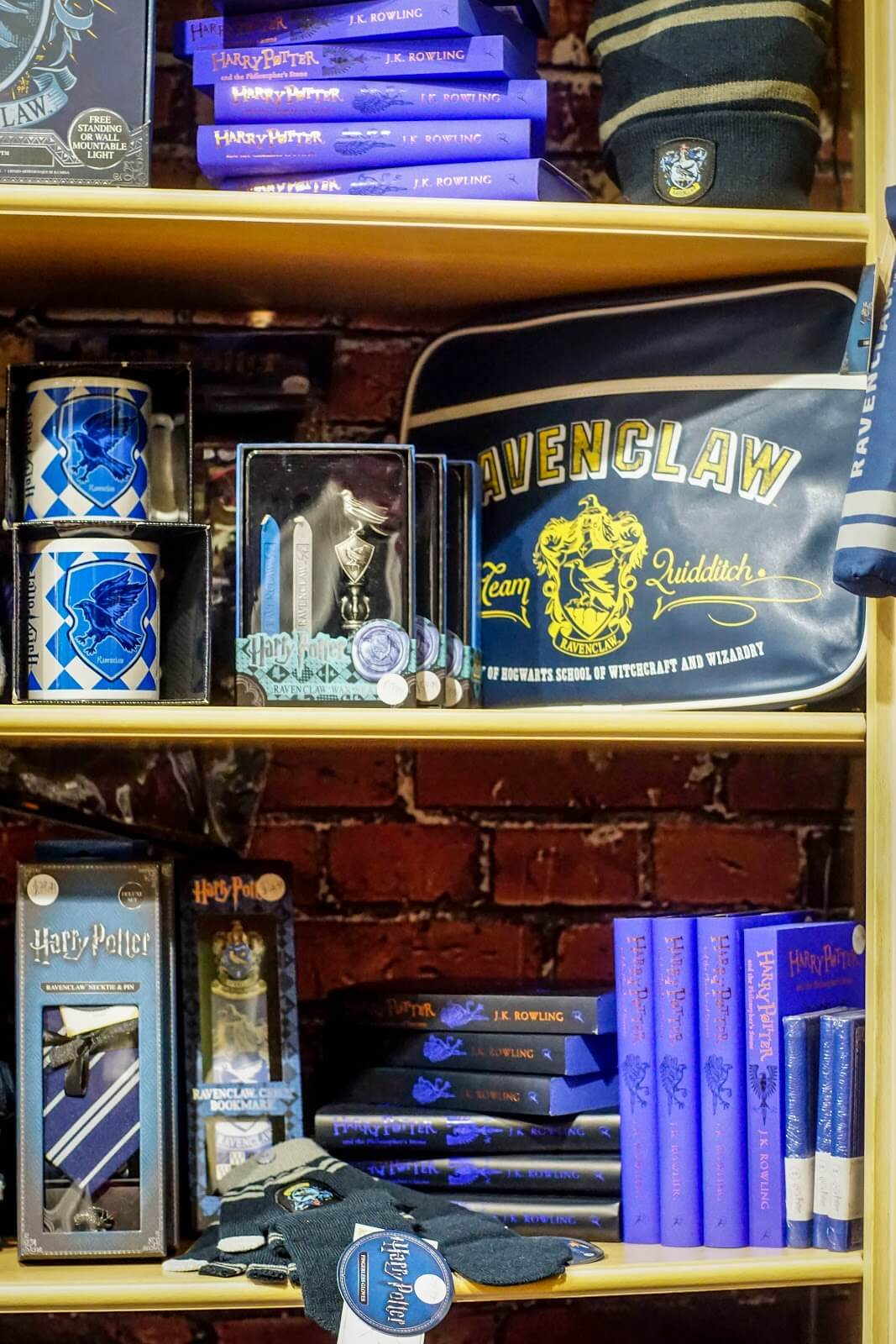 harry potter store melbourne