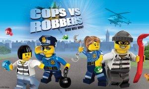 Legoland LEGO City Cops And Robbers